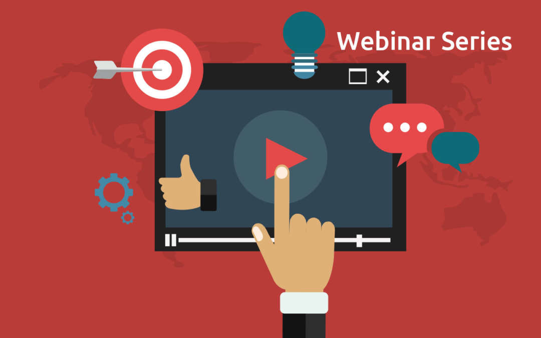 Join Actminds in a Webinar series that will propel your business.