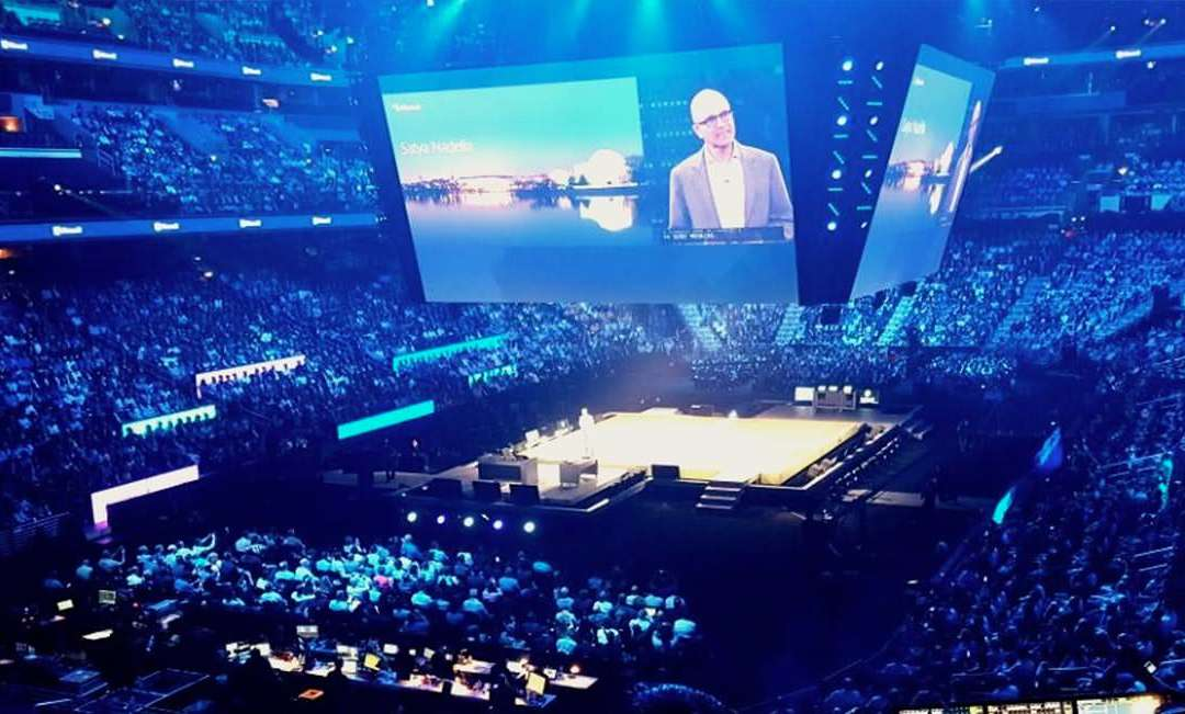 Actminds at Inspire – Microsoft Annual Partner Conference