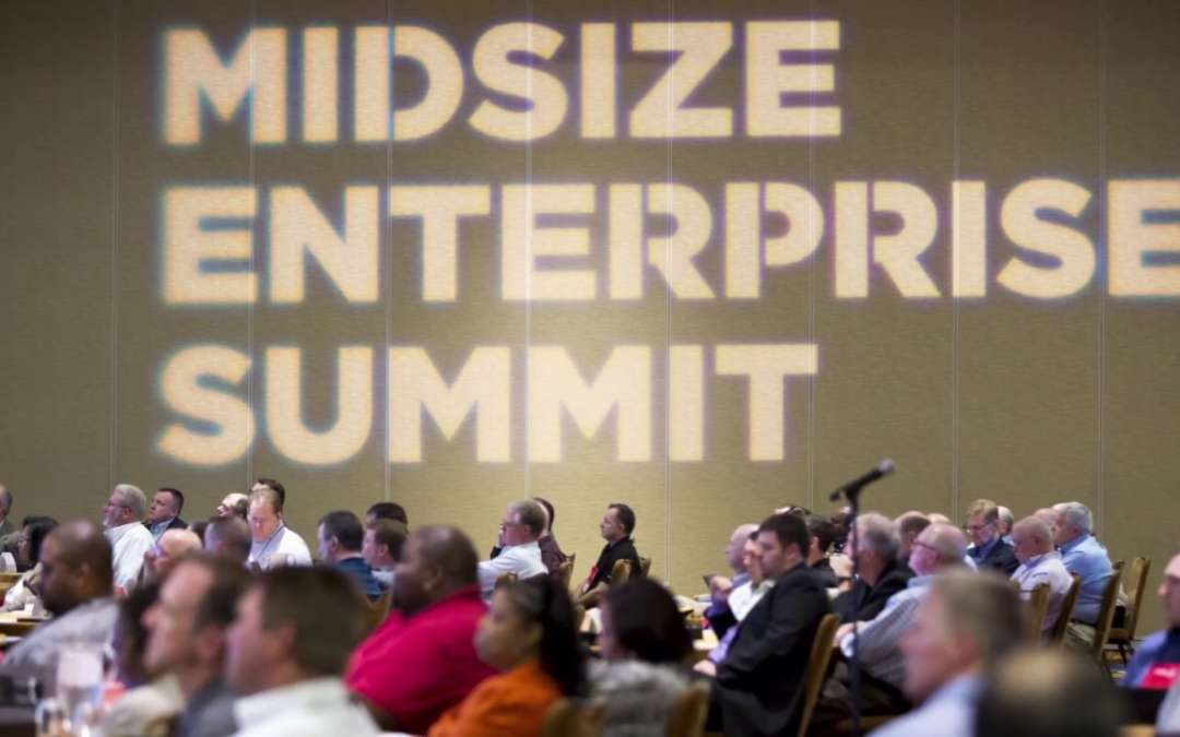 Actminds at the Midsize Enterprise Summit Fall 2017